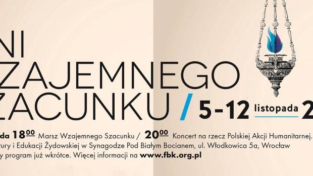 Często zastanawiamy się, co zrobić, aby pomóc cierpiącym. W tym roku podczas Dni Wzajemnego Szacunku odbędzie się wyjątkowy koncert, z którego dochód zostanie przeznaczony na wsparcie działań Polskiej Akcji Humanitarnej […]